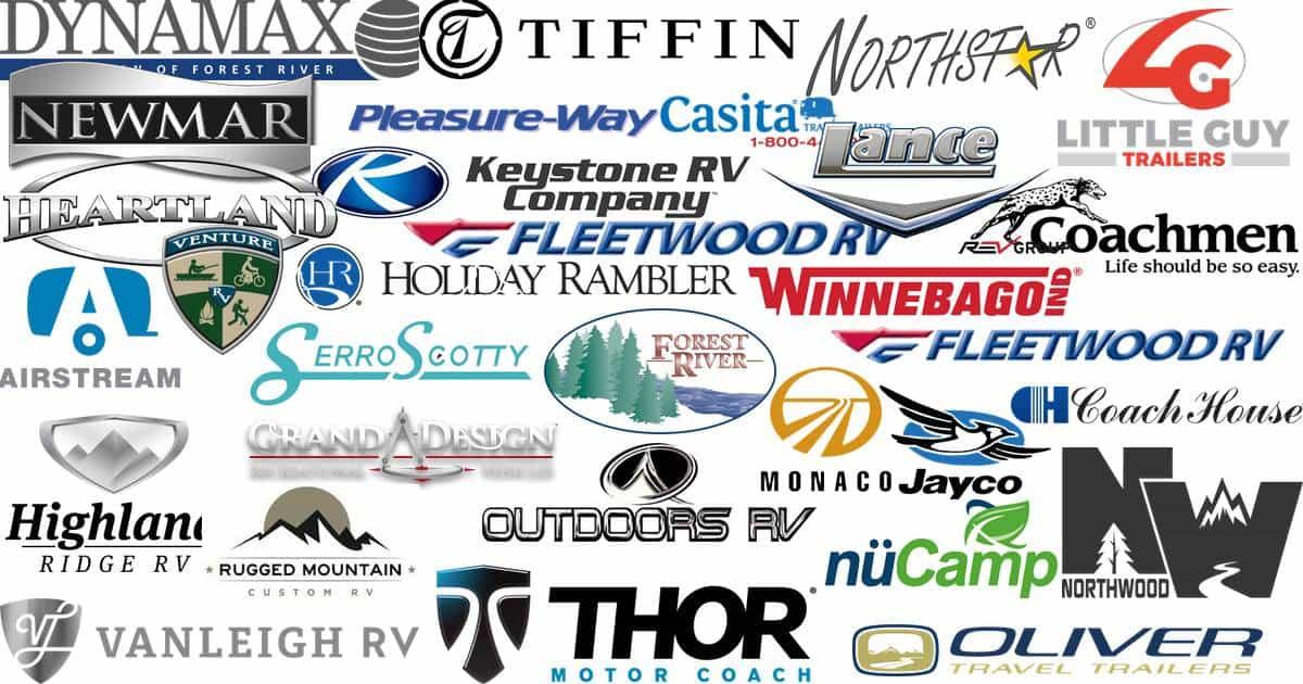 RV Manufacturers - a few tips
