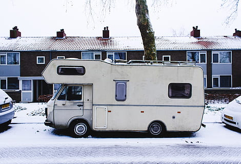 winterize an RV - rv for winter