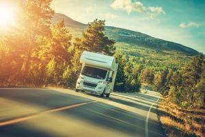 long RV trip