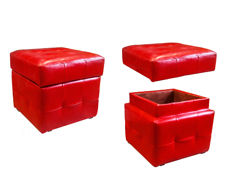 KEEPING YOUR RV CLEAN - Ottoman Storage Chairs