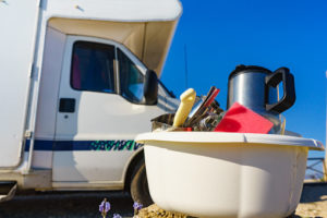 KEEPING YOUR RV CLEAN