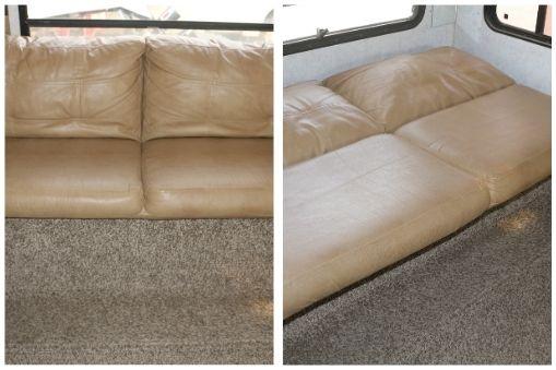 RV Living Room - Sofas